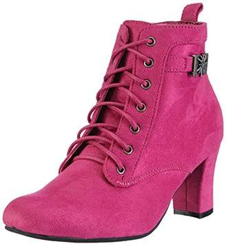 Andrea Conti Hirschkogel by Women's 3617400028 Boots Pink Pink (pink 028)