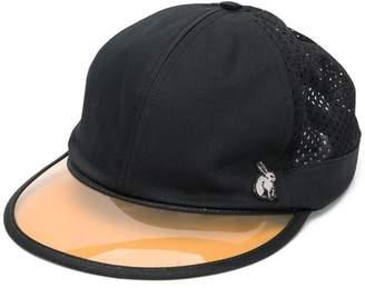 1785a022b67 Gucci rabbit patch cap