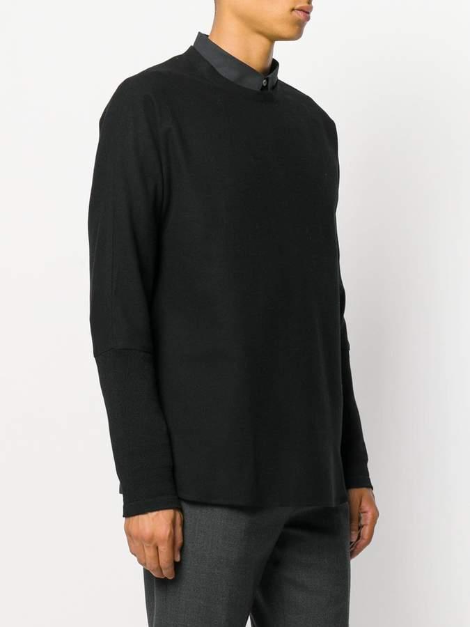 Stephan Schneider long cuff sweater