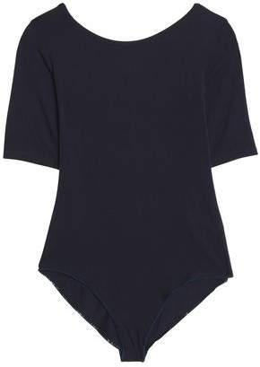 Majestic Filatures Stretch-Knit Bodysuit