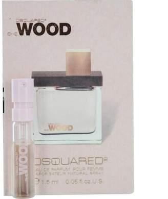 DSQUARED2 She Wood By Eau De Parfum Spray Vial On Card