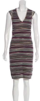Missoni Sleeveless Knee-Length Dress