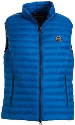 Colmar Gilet Style Light Blue Down Jacket