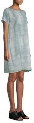 Eileen Fisher Silk Tee Dress