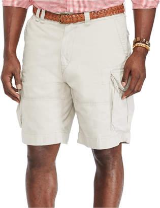 "Polo Ralph Lauren Men Big and Tall 10"" Classic Gellar Cargo Short"