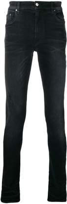 Amiri mid-rise skinny jeans