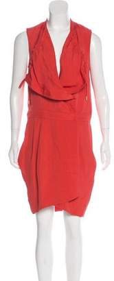 Diane von Furstenberg Flyma Knee-Length Dress