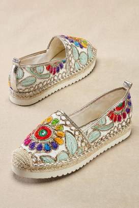Soft Surroundings Maylis Espadrilles