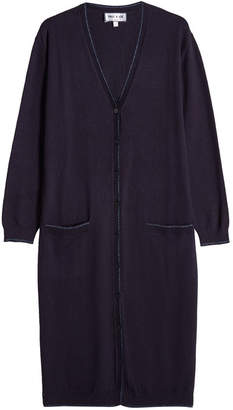 Paul & Joe Cardigan with Cotton, Wool and Metallic Thread