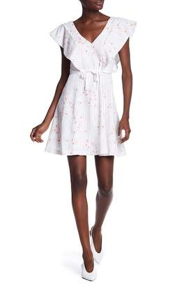 Club Monaco Portiana Patterned Dress