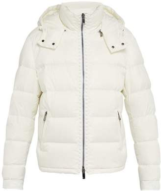 Valentino Rockstud Untitled 22 Quilted Down Jacket - Mens - White