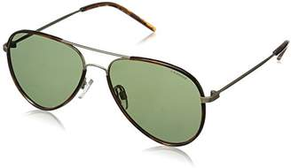 Polaroid Sunglasses Pld1020s Polarized Aviator Sunglasses