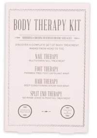 Four-Piece Body Therapy Kit