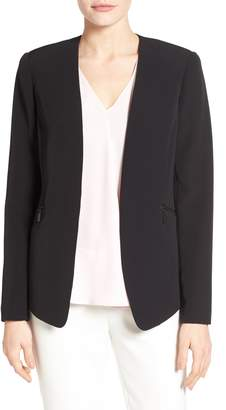 Vince Camuto Zip Pocket Blazer