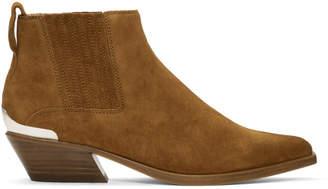 Rag & Bone Tan Suede Westin Boots