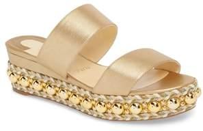Christian Louboutin Janitag Studded Slide Sandal