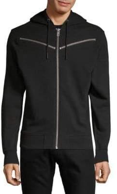 Diesel Flyer Zip Hooded Sweatshirt