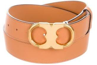 Tory Burch Leather Buckle Belt w/ Tags