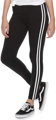 So Juniors' SO Side Stripe Leggings