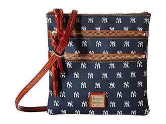 Dooney & Bourke MLB Triple Zip Crossbody