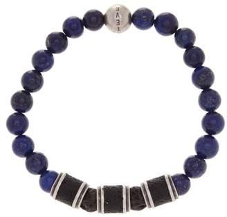 Steve Madden Lapis Stretch Bracelet