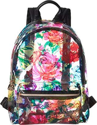 Betsey Johnson Floral Backpack