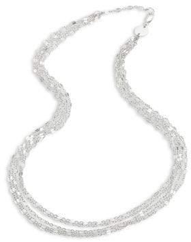 Jennifer Zeuner Jewelry Ella Silver Necklace