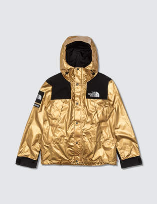 The North Face Supreme x Metallic Collection Gold Jacket