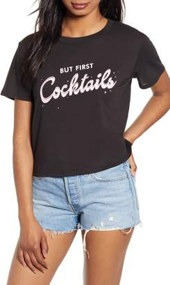 Sub Urban Riot Sub_Urban Riot But First Cocktails Dylan Graphic Tee