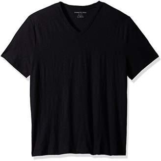 Kenneth Cole New York Men's Short Sleeve V-Neck Tee