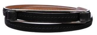 Ralph Lauren Suede Waist Belt