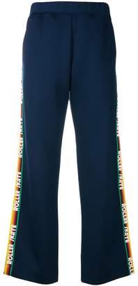 Mira Mikati Roller Skate track pants