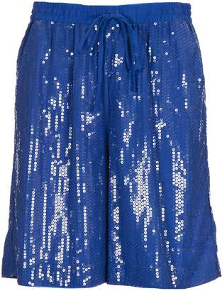 P.A.R.O.S.H. Sequined Shorts