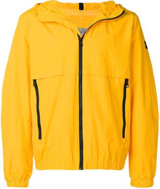 Calvin Klein Jeans zipped hooded jacket