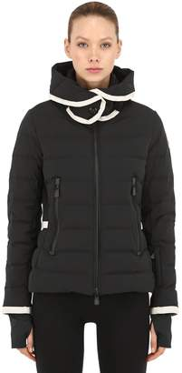 Moncler Lamoura Stretch Down Jacket