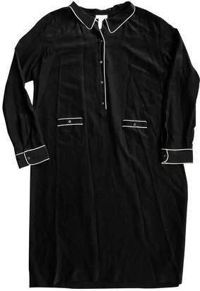 Eres Black Silk Dress for Women
