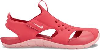 Nike Sunray Protect 2 Pre-School Girls' Sandals