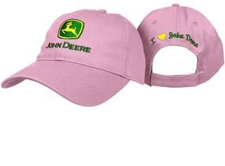 John Deere I Love JD Hat