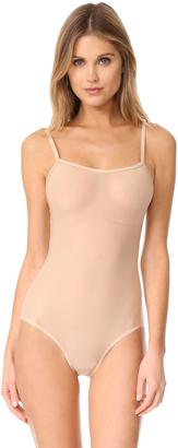 Calvin Klein Underwear Sheer Marq Bodysuit $58 thestylecure.com