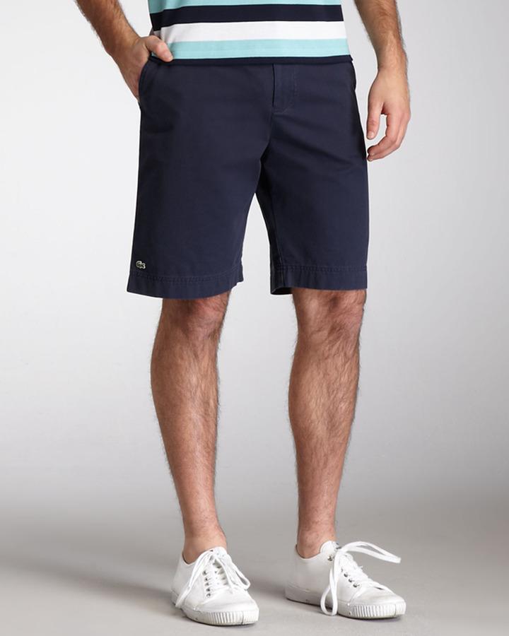 Lacoste Classic Bermuda Shorts, Navy