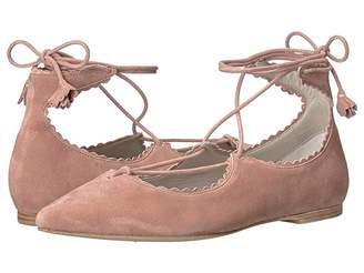 Kennel + Schmenger Kennel & Schmenger Tassel Lace Zone Flat Women's Shoes