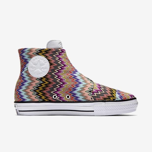 Converse x Missoni Chuck Taylor All Star High Line Mid Top Women's Shoe