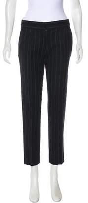 Etoile Isabel Marant Wool Striped Pants