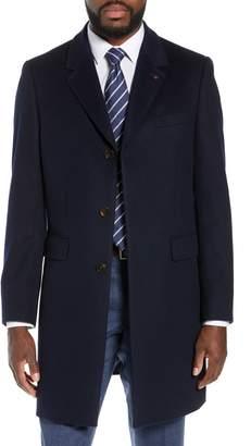 Ted Baker Swish Wool & Cashmere Overcoat