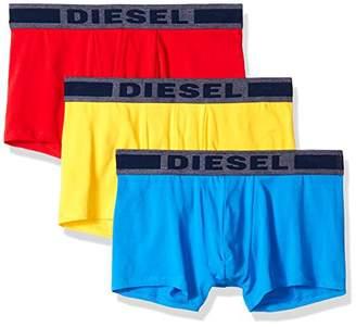 Diesel Men's UMBX-Shawnthreepack Touch of Denim Boxer 3pack