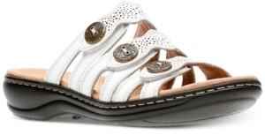 Clarks Collection Women's Leisa Grace Sandals Women's Shoes