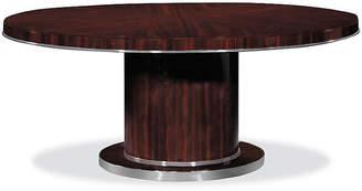 Ralph Lauren Home Modern Metropolis Dining Table - Macassar