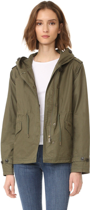 Woolrich Prescott Coat $325 thestylecure.com