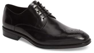 Kenneth Cole New York Abbott Plain Toe Lace Up Oxford