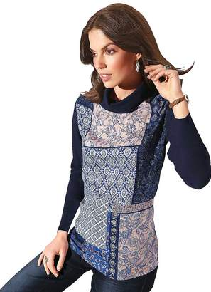 Creation L Roll Neck Top